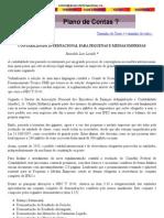 CONTABILIDADE INTERNACIONAL PARA Pequenas E Medias EMPRESAS