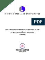 Bhushan Steels or.