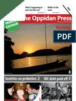 The Oppidan Press. Editon 9