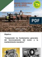 Trab. Mec. Agricola - El Motor