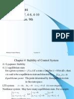 现代控制理论基础-赵晓东Lecture11
