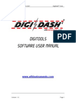 DigiTools Analysis Software Manual