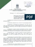 Resolução nº 33.2011