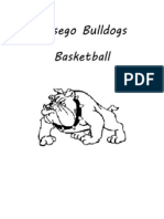 otsego bulldogs rules-expectations