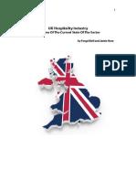 UK Hospitality Industry