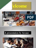 Microcredit Slide Arcane