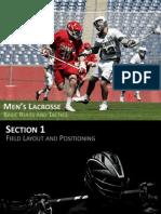 Men's Lacrosse - Basic Rules and Tactics