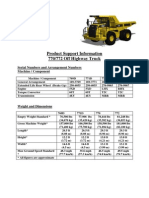 770 - BZZ - Product Support Information