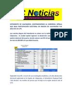 INTENDENTE DE VALPARAÍSO, CONTRADICIENDO AL GOBIERNO, SEÑALA QUE BAJA PARTICIPACIÓN ELECTORAL EN REGIÓN DE VALPARAÍSO FUE SÓLO DE UN 17%