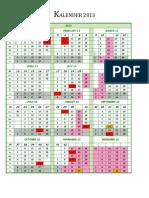 Kalender Dan Catatan Ms