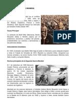 La Segunda Guerra Mundial y Hitler