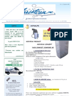 Newsletter 2ème trimestre 2009