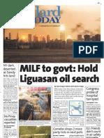 Manila Standard Today - Wednesday (October 31, 2012) Issue