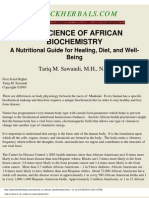 Science of African Biochemistry