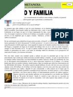 METANOIA_Trabajo y Familia