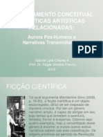DESLOCAMENTO CONCEITUAL E POÉTICAS ARTÍSTICAS RELACIONADAS