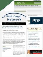 Primera sesión de networking - Cugat.cat (Catalan) - 21.03.2012
