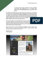 Tofol Castanyer Estrena Web. Comunicado Oficial de Tofol 29oct12