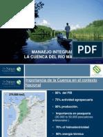 Presentacion tecnica TNC Magdalena Fondo Adaptación Oct 2012