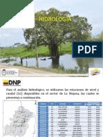 Hidrología junio 2012