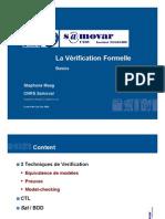 2 La Verfication Formelle