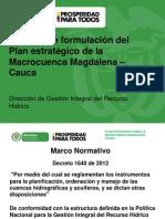 Prsentacion Encuentro La Mojana Macrocuenca Mag Cauca DGIRH v3