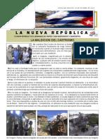 LNR 56 (Revista La Nueva Republica) Cuba CID 30 Octubre 2012