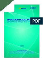 Documento Pcial E.S.I. 2011