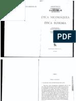 Aristóteles - Etica a Nicómaco