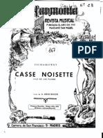 Casse Noisette (Vals de Las Flores)