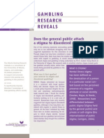 Gambling Research Reveals - Issue 3, Volume 7 - February / March 2008