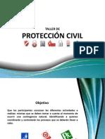 Presentación Taller de Protección Civil
