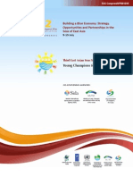 Proceedings of the Third East Asian Seas Youth Forum (YF3)