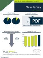 2011 New Jersey Fact Sheet