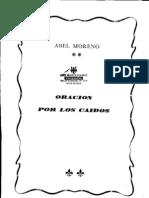 Oracion Por Los Caidos (Abel Moreno)