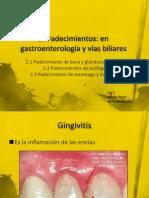 2. Padecimientos en Gastroenterologia y Vias Biliares