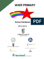 School Handbook 13-14 in PDF
