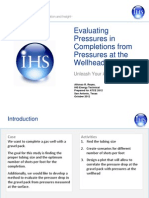 PERFORM - Evaluating Pressures in Completions - En