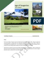 Saugerties Comp Plan 8-15-2012 NEW