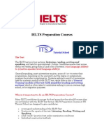 IELTS Preparation Courses