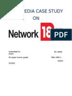 NewMedia Case Study Network 18