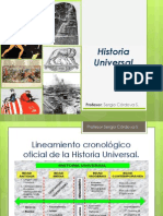 Historia Universal - Unidad I-Córdova Sergio