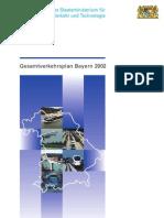 Gesamtverkehrsplan Bayern 2002