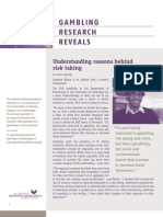 Gambling Research Reveals - Issue 2, Volume 10 - December 2010 / January 2011
