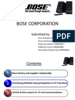 bose-ppt-120429064354-phpapp02