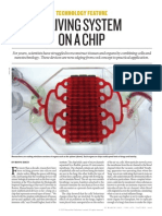 Living System on Chip