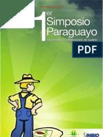 PRIMER SIMPOSIO PARAGUAYO DE MANEJO Y CONSERVACION DE SUELOS - PARAGUAY - PORTALGUARANI