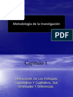 metodologia presentacion