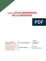 Tema 4 Clclos Orogenicos
