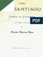 Como en Santiago